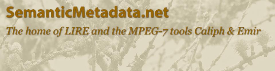 SemanticMetadata.net